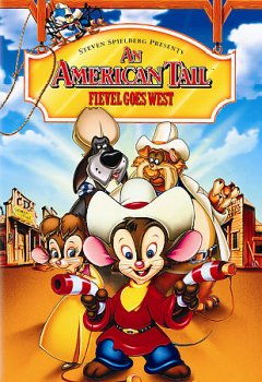 Fievel goes west cover image