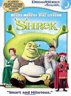 Shrek cover image