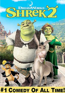 Shrek 2 cover image
