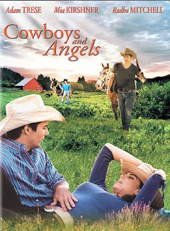 Cowboys and angels cover image