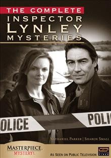 The complete Inspector Lynley mysteries cover image