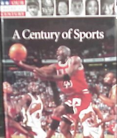 A century of sports cover image