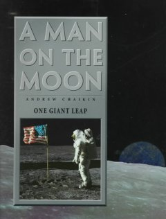 A man on the moon cover image