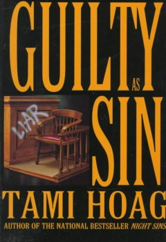 Guilty as sin cover image