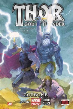 Thor, God of Thunder. 2, Godbomb cover image