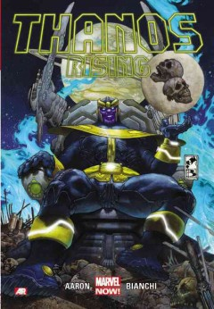 Thanos rising cover image