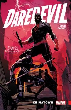 Daredevil : back in black. 1, Chinatown cover image