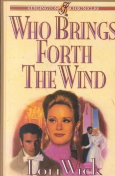 Who brings forth the wind cover image