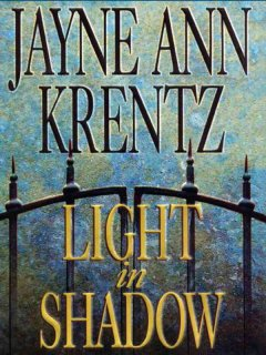 Light in shadow a Whispering Springs novel cover image