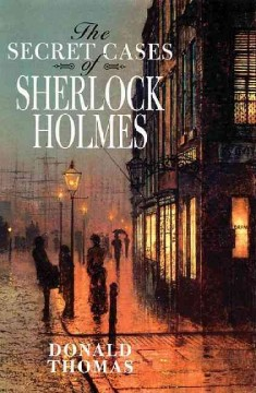The secret cases of Sherlock Holmes cover image