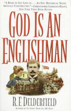 God is an Englishman cover image