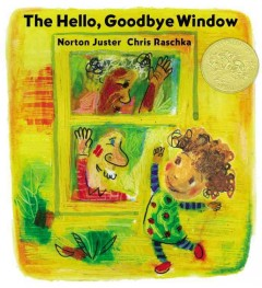 The hello, goodbye window cover image