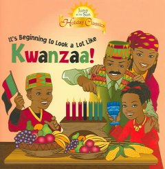 It's beginning to look a lot like Kwanzaa! cover image