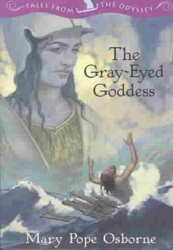 The gray-eyed goddess cover image