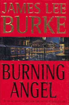 Burning angel cover image