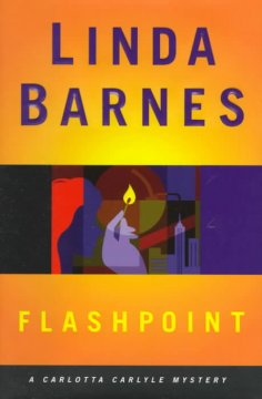 Flashpoint : a Carlotta Carlyle mystery cover image