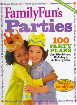 FamilyFun parties cover image