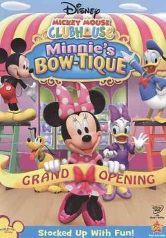 Mickey Mouse Clubhouse. Minnie's Bow-tique cover image