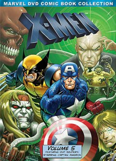 X-Men. Volume 5 cover image