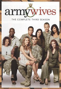 Army wives. Season 3 cover image