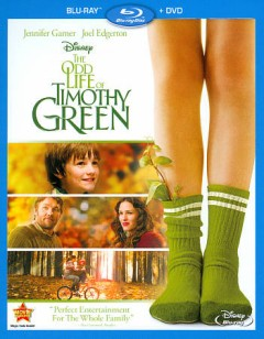 The odd life of Timothy Green [Blu-ray + DVD combo] cover image