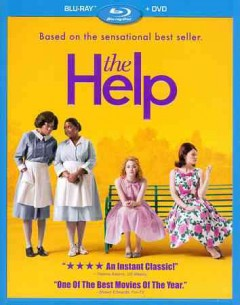 The help [Blu-ray + DVD combo] cover image