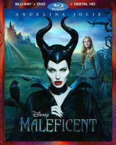 Maleficent [Blu-ray + DVD combo] cover image