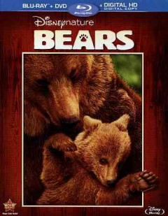 Bears [Blu-ray + DVD combo] cover image