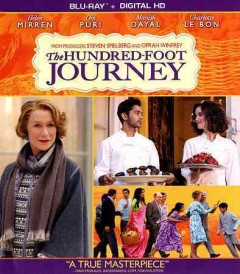 The hundred-foot journey cover image