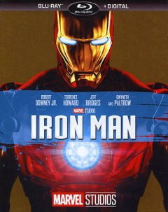 Iron Man cover image