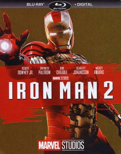 Iron Man 2 cover image