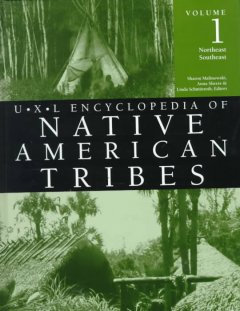 UXL encyclopedia of Native American tribes cover image