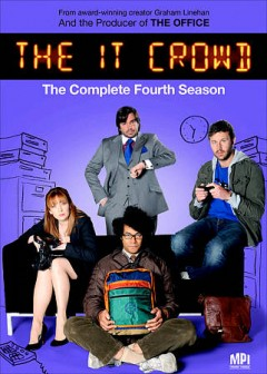 The IT crowd. Season 4 cover image