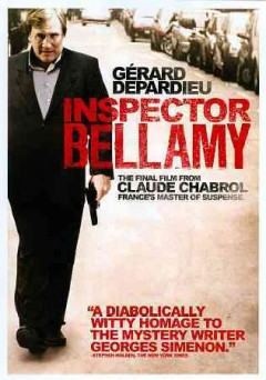 Inspector Bellamy cover image