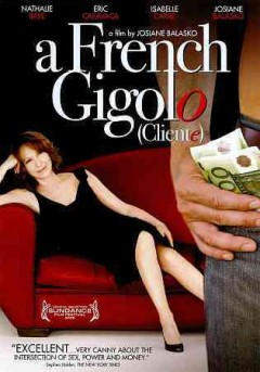 A French gigolo cover image