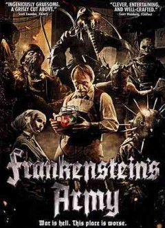 Frankensteins army cover image