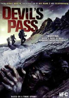 Devil's pass cover image
