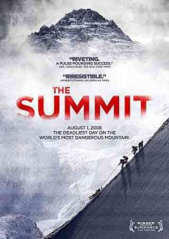 The summit cover image