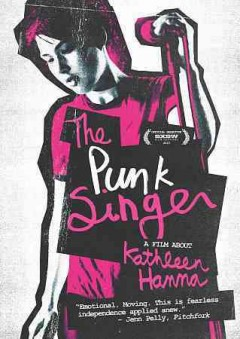 The punk singer cover image