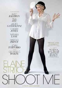 Elaine Stritch shoot me cover image