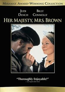 Her majesty, Mrs. Brown cover image