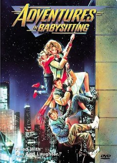 Adventures in babysitting cover image