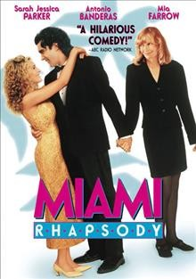 Miami rhapsody cover image