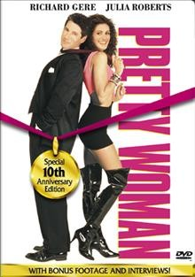Pretty woman cover image