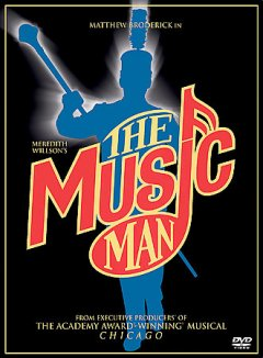 Meredith Willson's The music man cover image