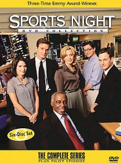 Sports night DVD collection the complete series plus pilot episode cover image