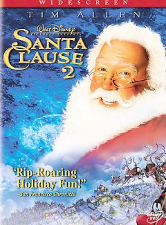 Santa clause 2 cover image
