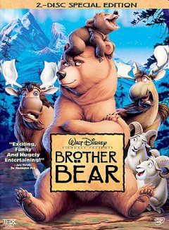 Brother Bear cover image