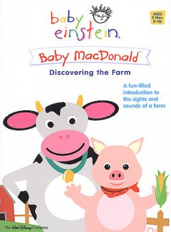 Baby MacDonald a day on the farm cover image