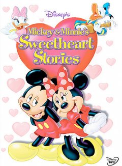 Disney's Mickey & Minnie's sweetheart stories cover image